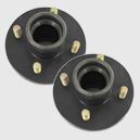 88440-2 idler hub for Axle-Less trailer suspension