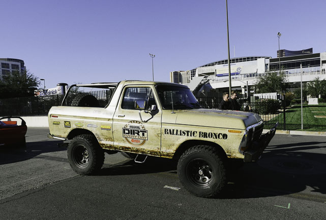 Ford Bronco at SEMA