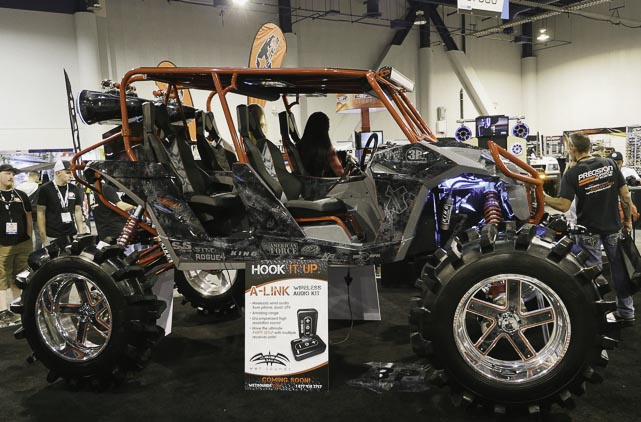 more ATV goodness at SEMA