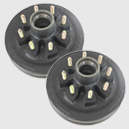 500886 7000lbs Electric Brake Hub for Axle-Less Trailer suspension