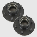 82655 6000lbs Idler hubs for Axle-Less trailer suspension