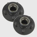 84545-2 3500lbs Idler hubs for Axle-Less trailer suspension